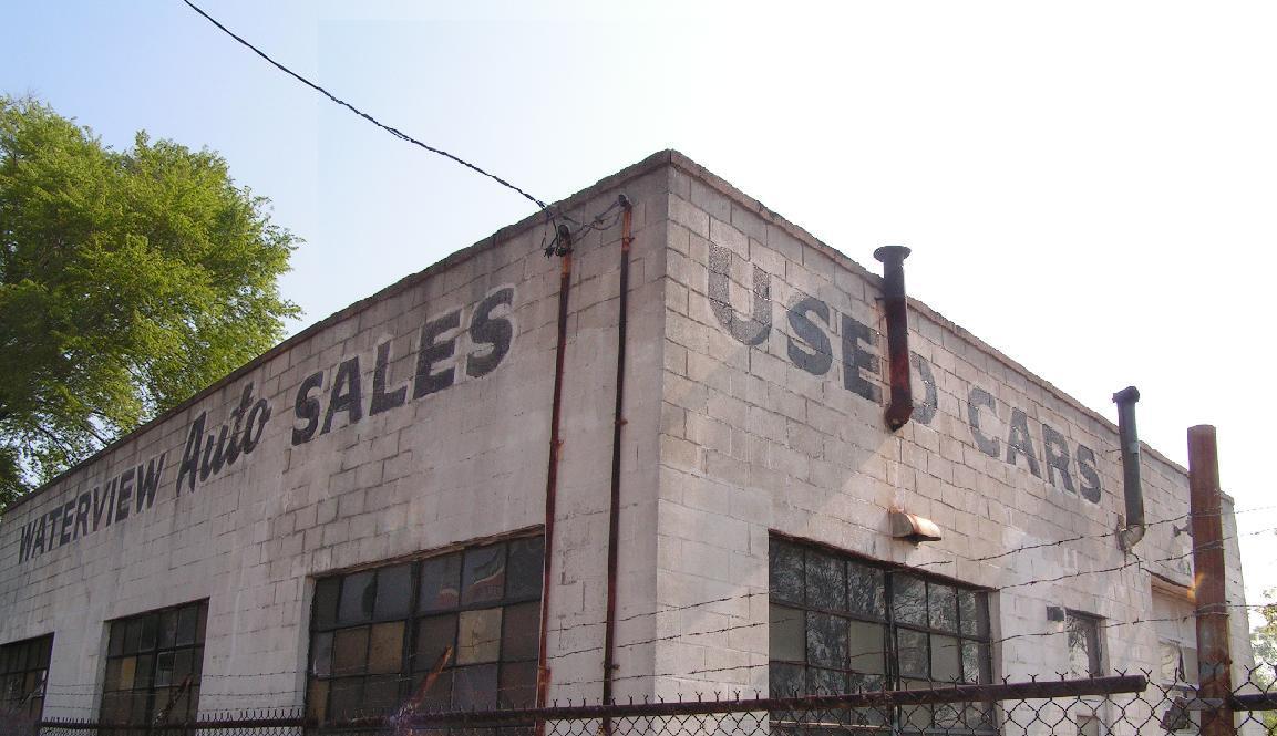 Waterview Auto Sales, Bridgeport, Conn.