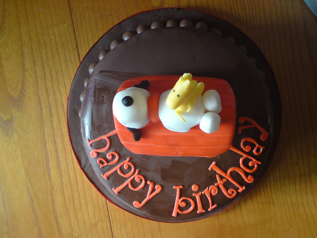 The World S Best Photos Of Cake And Snoopy