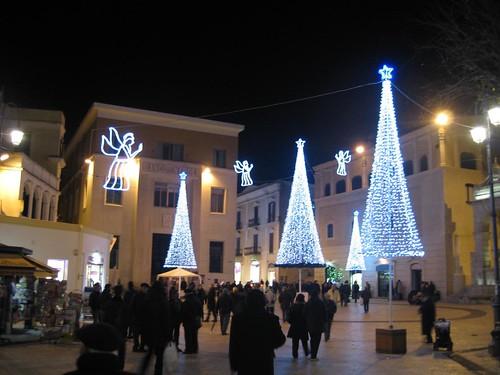 Natale 2009 a Matera