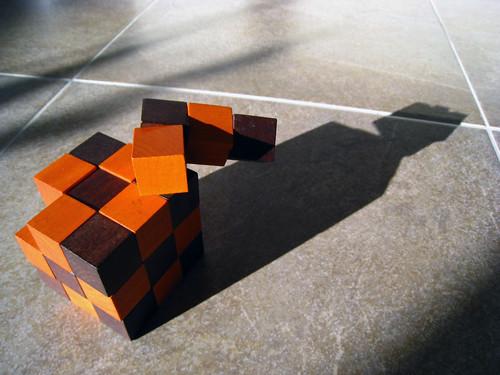Le Presque-Cube