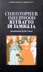 Christopher Isherwood, Ritratto di famiglia, Longanesi & C., 1975, (part.), 1