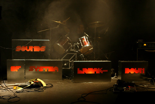 Sounds of System Breakdown