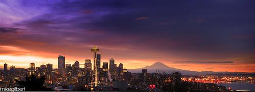 Good morning, Seattle.
