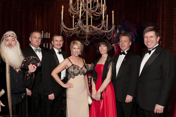 Giles Marsden, Terry Tiffany, Carolyn Carroll, Tom Carroll, Joe Tiffany