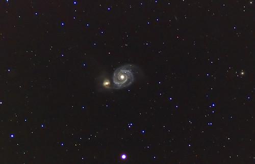 "M51 ""Whirlpool"" Galaxy"
