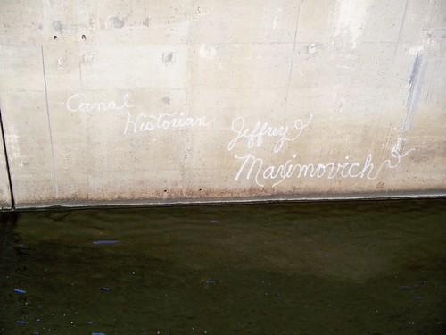 Ohio & Erie Canal - Lock 5 (Stone Mill Lock)