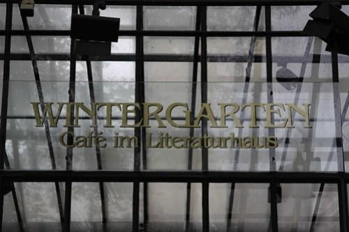 Literaturhaus. Berlín