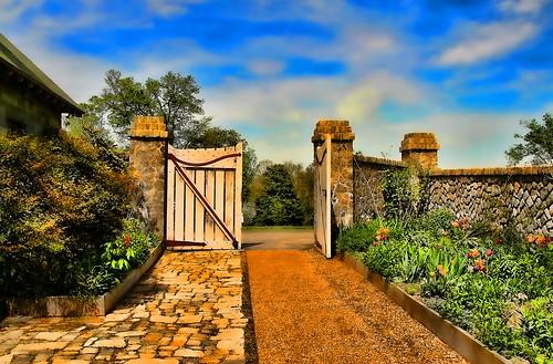 Inside the Secret Garden