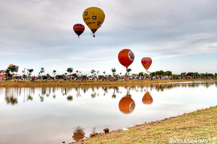 2010.05.28 International Hot Air Balloon Festival @ Alor Setar-16