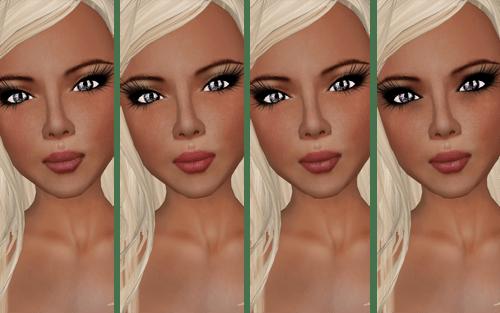 NEW! Sabrina Skin [Dark]