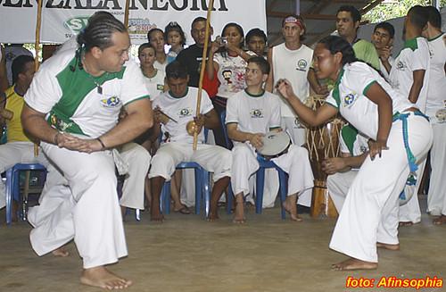 Capoeira Senzala Negra 34 por você.