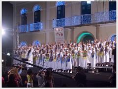 Cantata de Natal 2009 do Coral Encanto de Olinda. Foto: Chico Santiago/Pref.Olinda