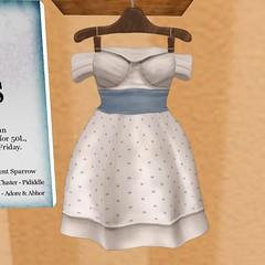 Surf Couture - 50L Havering Dress - Robin's Egg