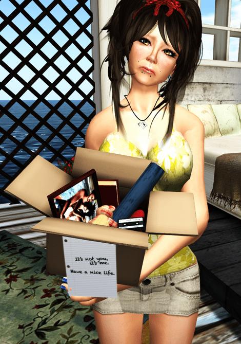 Break Up Box