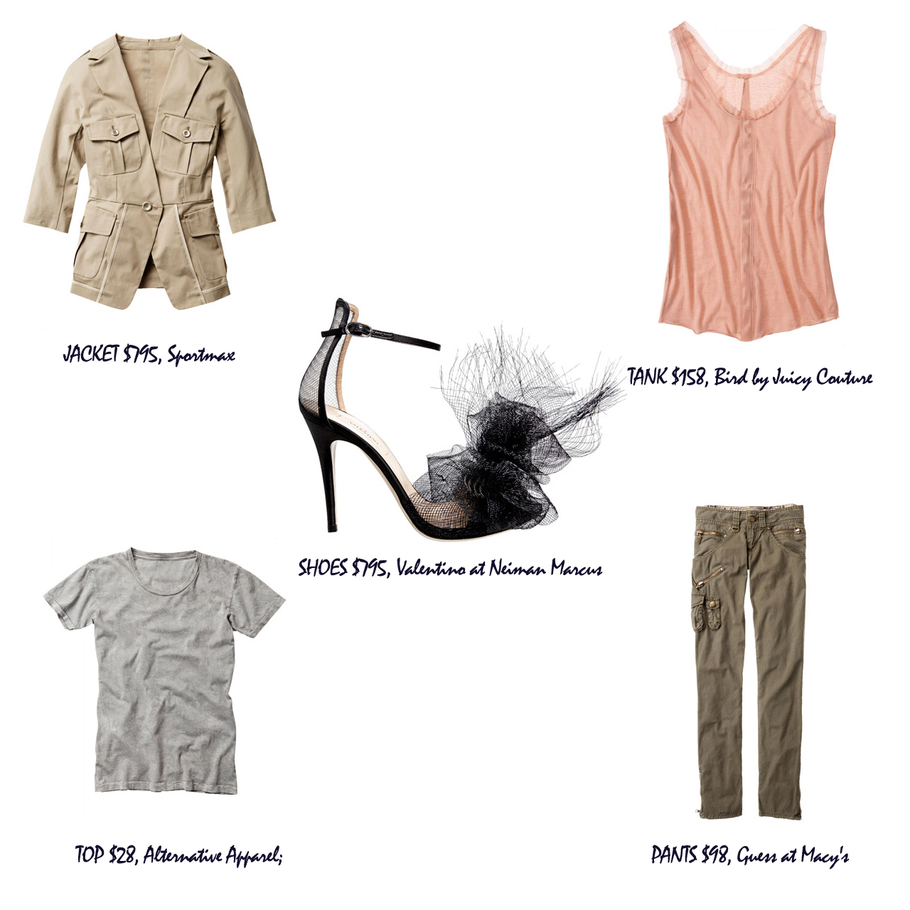 Ring in Spring with Flirty Tulle Fashions 2