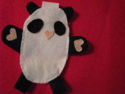 panda ipod case