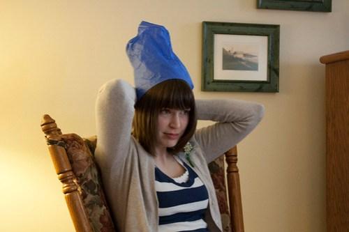 Kristi needs a hat