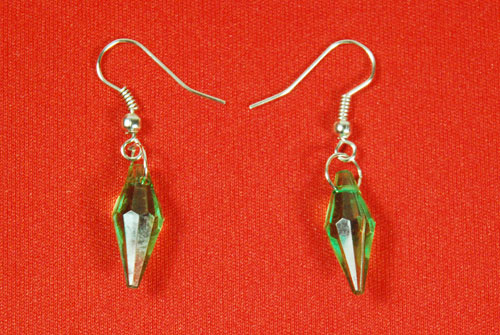 Custom Sims 3 pendant, earings, neck chain on Ebay