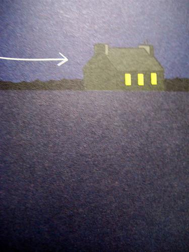 Chris Donner, Lettere dal mare, Einaudi Ragazzi 2010; [illustrazioni di Aurora Biancardi], p. 7 (part.)