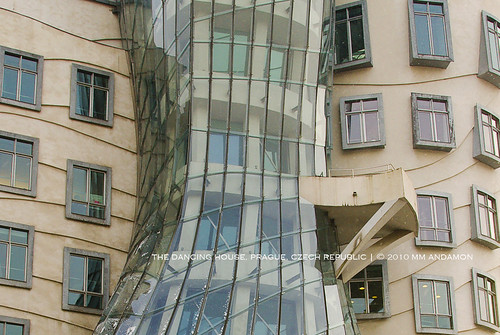 The Dancing House Detail 02