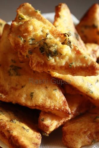 Bread Pakora I