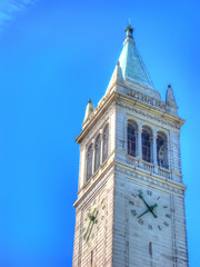 UC Berkeley Campanile (Sather Tower) (HDR)