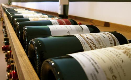 Domaine LA: Wine 3/3
