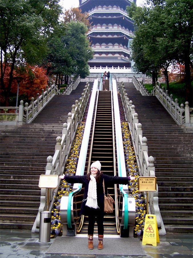 雷峰塔 entrance