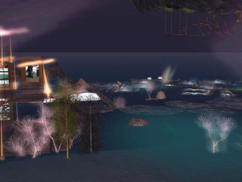 Third World lagoon