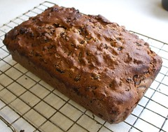 Moist fruit tea bread recipe