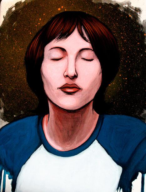 a portrait of Jennifer Correia