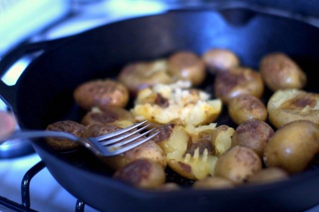 smashing the potatoes