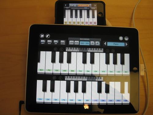 Apple iPad Large Display
