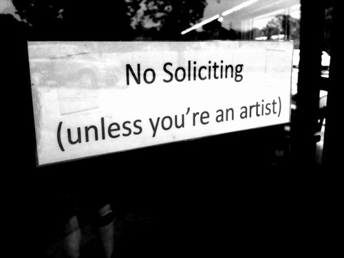 unless you're an artist