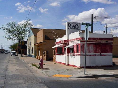 Highway Diner, Winslow AZ