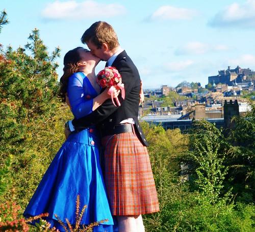5 Edinburgh Skyline