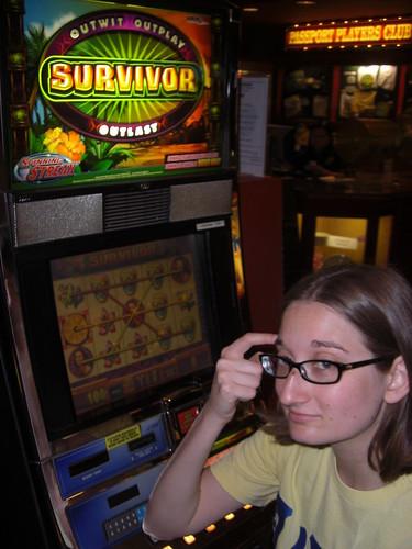 Survivor Slots!