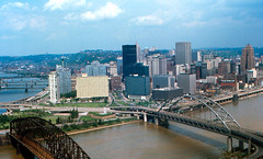 "Pittsburgh - ""Golden Triangle"" (1968)"