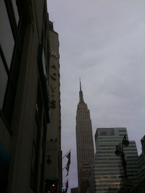 Manhattan itself