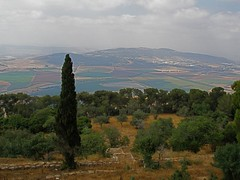 Mount Tabor, by seetheholyland