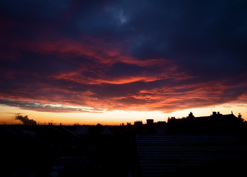Beeston sunset