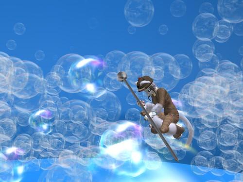 Fotoscope bubbles
