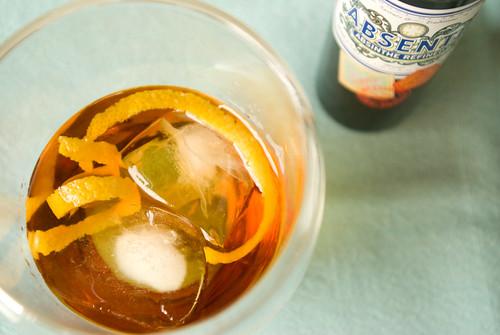 Gin & Sip (with absinthe)
