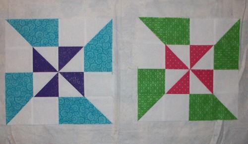Blocks 1 and 2