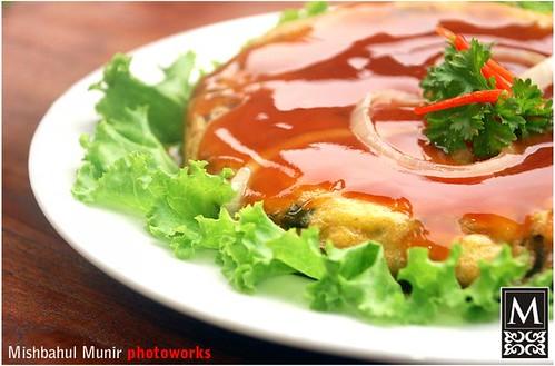 Foto Menu Makanan Jamur Jejamuran | Pizza Fuyung Hai Mushroom