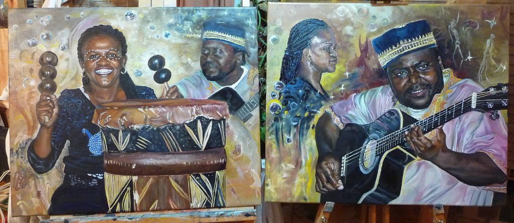 Muzikanten African Music