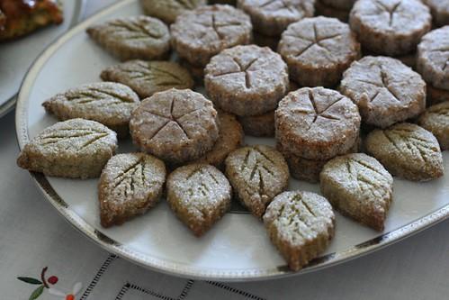 münevver ablanın dantel gibi kurabiyeleri