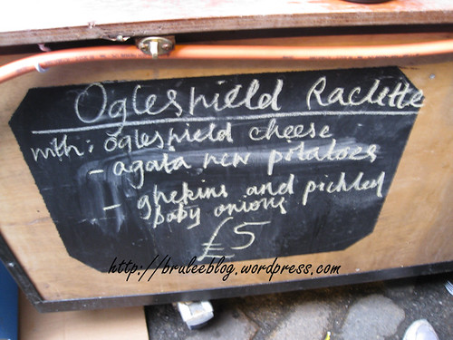 raclette sign