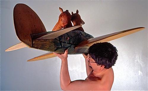 """Tor-Björn Adelgren: """"Flying Dogs"""" (2007)"""