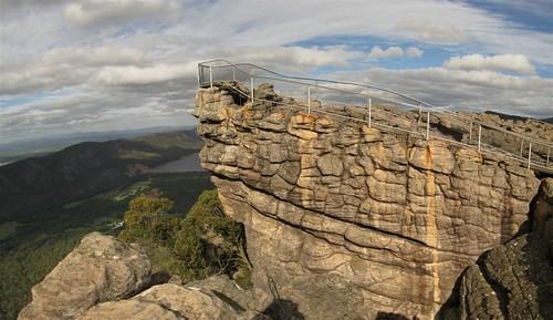 Pinnacles Panorama (Large)